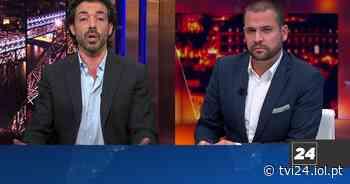 """Agressão ao repórter de imagem da TVI: """"FC Porto, enquanto instituição, não tem de pedir desculpa"""" - TVI24"""