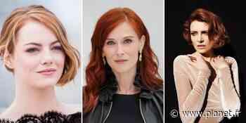 Audrey Fleurot, Elodie Frégé, Maëva Coucke... Découvrez les plus belles stars rousses - Planet.fr