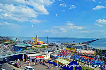 Forget Cornwall – head to the seaside in Southend-on-Sea this summer with breaks for £65... - The Scottish Sun