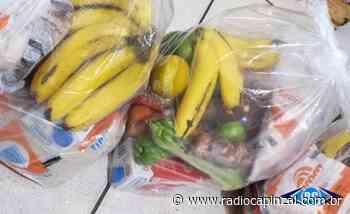Secretaria de Educação de Capinzal fará nesta quarta entrega de kits de alimentação escolar - Rádio Capinzal