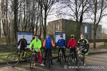 Mountainbikenetwerk Meetjesland zet zichzelf in de kijker