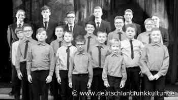 Anklamer Knabenchor - Leipzig, Dresden, Wien - und Anklam - Deutschlandfunk Kultur