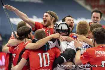 Kaderplanung bei Floorball Köniz – Nach dem Meistertitel ist vor der neuen Saison - BZ Thuner Tagblatt