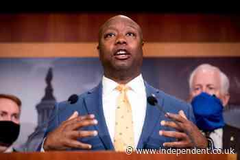 Tim Scott, only Black GOP senator, set to respond to Biden