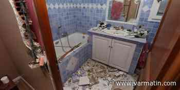 La foudre s'abat sur une maison à Sainte-Maxime: une personne à reloger et toute une rue privée d'électricité - Var-Matin