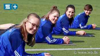 So machen vier junge Frauen Medebach fit - Westfalenpost