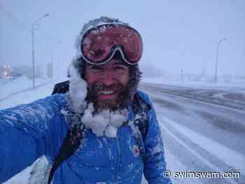 Jonas Deichmann Nears Vladivostok on Cycling Leg of 40,000km Triathlon - SwimSwam