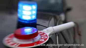 Kontrolle bei Altenstadt: Mann führt zu viele Transporte durch - Augsburger Allgemeine