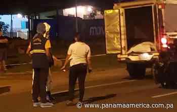 Hombre de 50 años muere atropellado en Los Algarrobos, Chiriquí - Panamá América