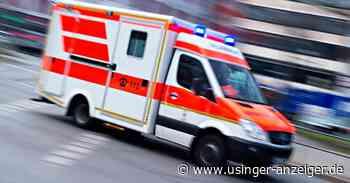 54-Jährige in Usingen bei Unfall verletzt - Usinger Anzeiger