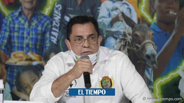 Muere el alcalde de Titiribí, Antioquia, por covid-19 - El Tiempo