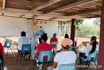 Se reactivan cursos en el centro penitenciario en Los Algarrobos - diaadia.com.pa