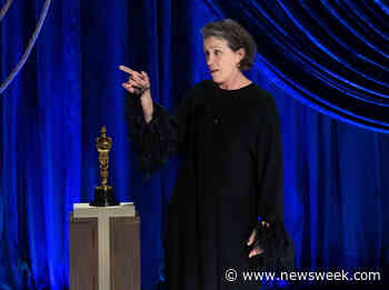 Frances McDormand Overtakes Meryl Streep as Oscars Queen After 'Nomadland' Victories - Newsweek