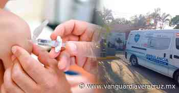Tuxpanhace 23 min . Protegen a niños contra sarampión y rubeola, en Cerro Azul - Vanguardia de Veracruz