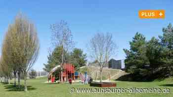 Anwohner in Bobingen ärgern sich über Jugendliche auf Spielplatz - Augsburger Allgemeine