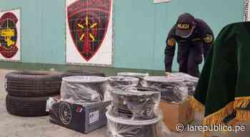 Ancón: PNP capturó a banda criminal que asaltaba en carreteras a mano armada - LaRepública.pe