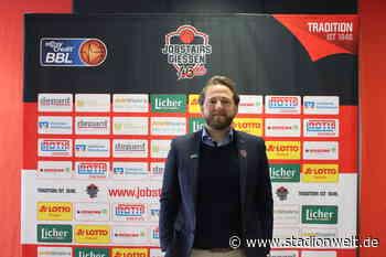 Neuer Geschäftsführer bei GIESSEN 46ers - Stadionwelt