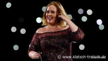 Sängerin Adele: Wird sie jetzt Schauspielerin? - klatsch-tratsch.de