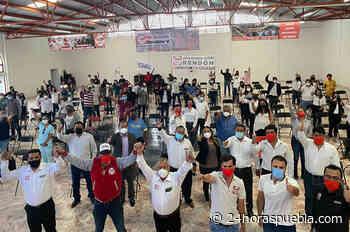 Urge trabajo real para solucionar carencias de Tepeaca: Rendón - 24 Horas El Diario Sin Límites Puebla