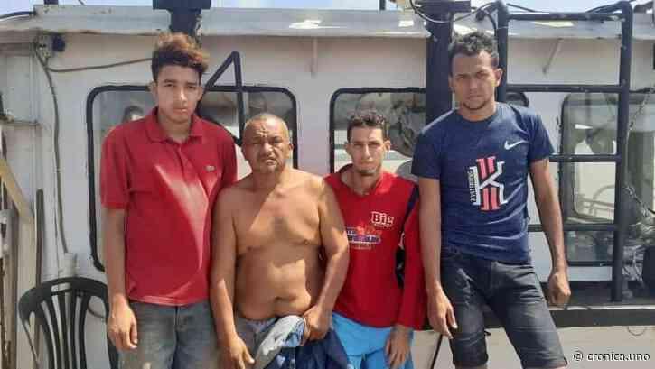 Localizaron 2 cuerpos sin vida del naufragio de una embarcación en Tucupita - Crónica Uno