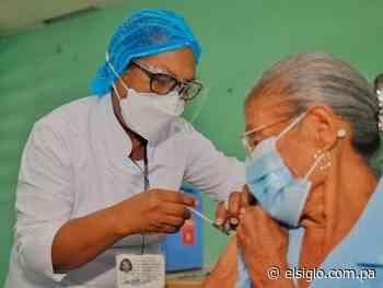 Mayores de 60 años de San Carlos, Chame y Capira acuden masivamente a inmunizarse - El Siglo Panamá
