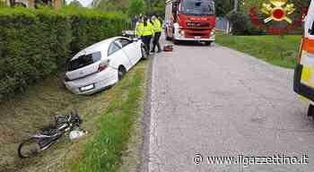 Schianto fra due auto e una bicicletta a Carbonera: 42enne ferito gravemente - ilgazzettino.it