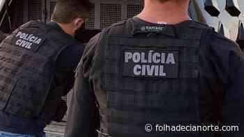 Polícia Civil prende autor de homicídio em residência de Tapejara - Folha De Cianorte