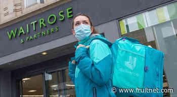 Waitrose expands Deliveroo service