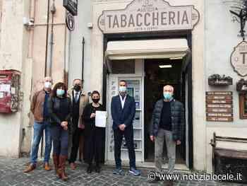 Tivoli: certificati anagrafici in 13 tabaccherie del territorio comunale - Notizialocale.it