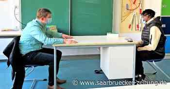 Gemeinschaftsschule Marpingen organisiert Bewerbertraining für Schüler - Saarbrücker Zeitung