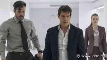 """Mission: Impossible""-Star Tom Cruise rettete Leben seines Co-Stars vor tödlichem Helikopter-Unfall - KINO.DE"