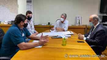 Turvo trabalha três temas importantes na Secretaria de Infraestrutura de SC - Uaaau