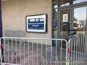 Le centre de vaccination de Combs-la-Ville est ouvert - Le Moniteur de Seine-et-Marne