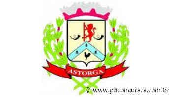 Câmara de Astorga - PR reabre prova de Processo Seletivo - PCI Concursos