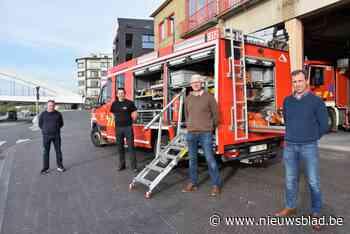 Harelbeekse brandweerlui hebben druk jaar achter de rug en tellen af naar 160ste verjaardag - Het Nieuwsblad