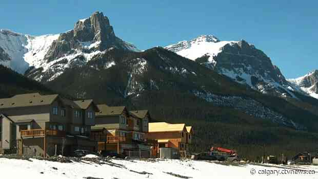 Canmore council rejects Smith Creek development proposal, Three Sisters Village goes to final reading with significant changes - CTV Toronto