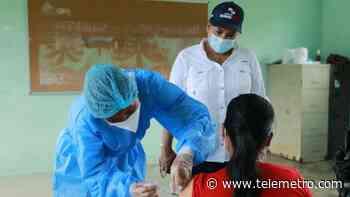 Un 90% de los registrados en Chame para su inmunización ya están vacunados - Telemetro