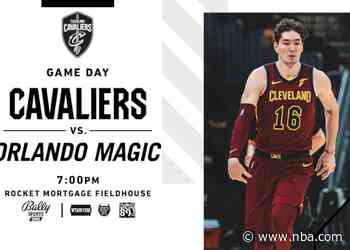 Cavs vs Magic | Rocket Mortgage Game Preview