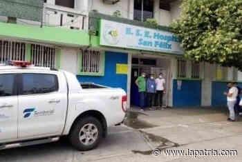 El Hospital San Félix de La Dorada declara la alerta roja hospitalaria - La Patria.com