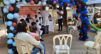 Guamal se sumó a la jornada de vacunación Semana de las Américas - Opinion Caribe