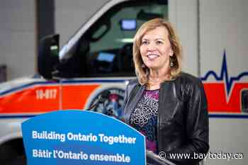 LIVE: Ontario Minister of Health Christine Elliott to make an announcement at 10 a.m.