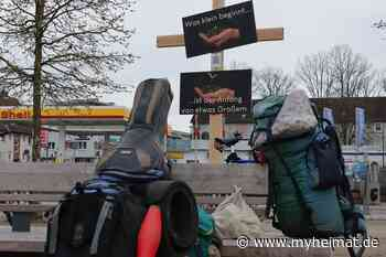 Fahrraddemo am 16.4.2020 ab Stadtallendorf - Stadtallendorf - myheimat.de