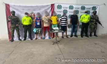 En Dibulla, Ejército da de baja a alias 'Cien Pesos', presunto cabecilla de finanzas de Los Pachencas - Opinion Caribe