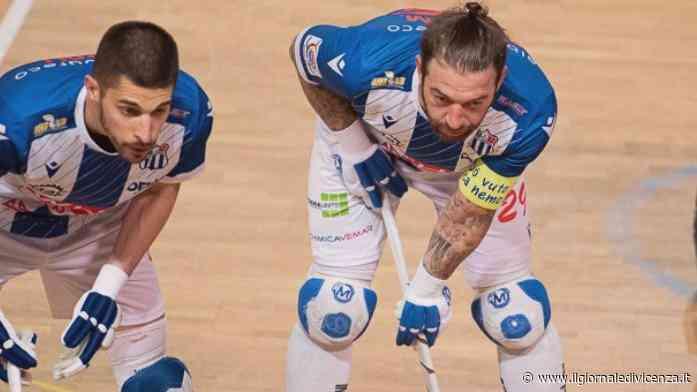 Il Covid decima l'Hockey Valdagno, saltano i playoff - Il Giornale di Vicenza