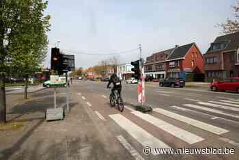 Vanaf maandag heraanleg kruispunt op grens Borsbeek-Wommelgem
