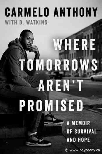 Carmelo Anthony memoir coming out in September