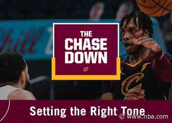 The Chase Down Pod - Setting the Right Tone