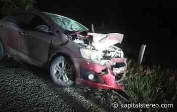 Dos indígenas murieron en terrible accidente de tránsito en la vía Arauquita-Saravena. - Kapital Stereo