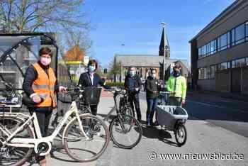 """Centrum Lendelede wordt fietszone: """"De fietser wordt belangr... (Lendelede) - Het Nieuwsblad"""
