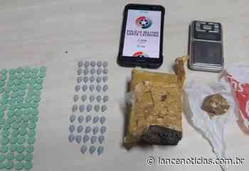 Polícia recebe denúncia e encontra drogas em área rural de Xaxim - Lato